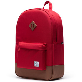 Herschel Heritage Backpack red/saddle brown